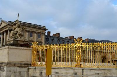 フランス旅行2日目 ベルサイユ宮殿観光 NO2