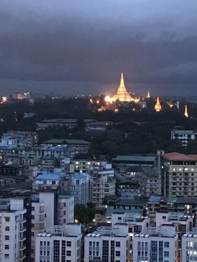 雨季のヤンゴンを1人旅③ マレーシア航空ビジネスクラス利用