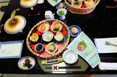 3人での最後の家族旅行in稲取温泉