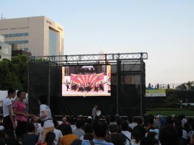 今年も名古屋の熱~い夏がやって来た!! (2017 第19回 にっぽんど真ん中祭り)その2
