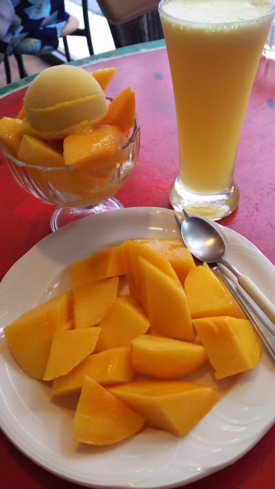 2017 8月 大好きな台北へ ★マンゴーと美味しいものたっぷり台湾グルメ旅