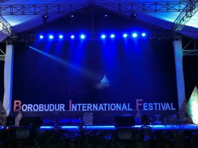 ボロブドゥールインターナショナルフェスティバル2017 その2