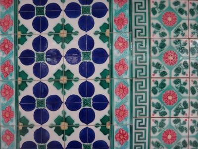 ホーチミン市内だけで過ごす旅2015秋-<前編>定宿探し&可愛いタイルのヒンドゥー寺院