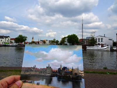 フェルメールへの旅 ~ 『デルフトの眺望』が観たくて ◇ オランダ・ベルギー絵画紀行(1)