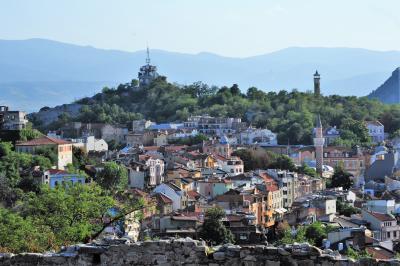 自然豊かなブルガリア♪ その4世界最古の都市プロヴディフぶらぶら♪