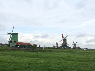 海外一人旅第13段はオランダ田舎町をお散歩 - 4日目(ザーンセ・スカンス、エダム、フォーレンダム編)