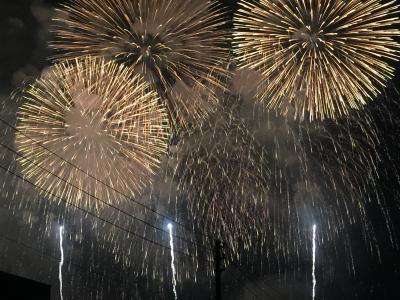 長岡花火大会と山本五十六記念館