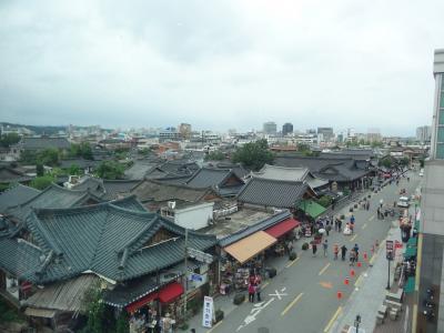 ソウル 4 全州に行ってきました。