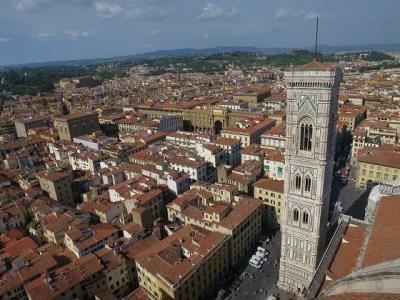 イタリア 5都市周遊一人旅  4.フィレンツェ