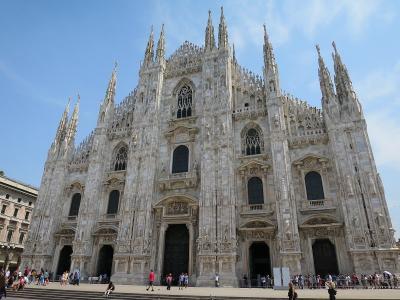 イタリア 5都市周遊一人旅  6.ミラノ ~ 帰国