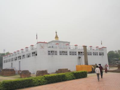 ネパール バイワラ・ルンビニ・タンセン・ポカラ・カトマンズの旅 その1【バイワラ・ルンビニ】