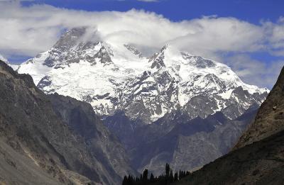 ヒマラヤ西端の地を行く 5最奥の村 フーシェへ さらにデオサイ高原に至る