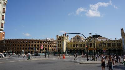 夏休みはヨーロッパ四ヶ国めぐり*四ヶ国めはスペイン・バレンシア*(Valencia@Spain)