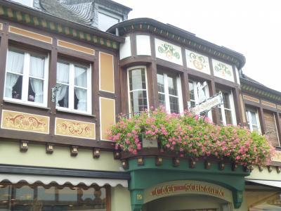 ドイツの秋:⑮10年前の旅でも訪れたアールヴァィラーは相変わらず美しい