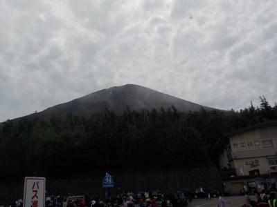 富士山&富士スピードウェイ