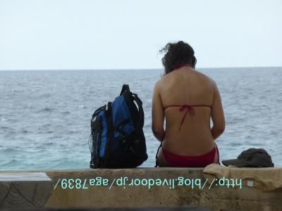 #337 2016年夏休み 3ヶ月振り2回目のシキホール島 #18 『Salagdoong Beach:サラグドーン・ ビーチ』から反時計回りで『Tulapos Marine Sanctuary』『Port of Larena:ラレナ港』へ