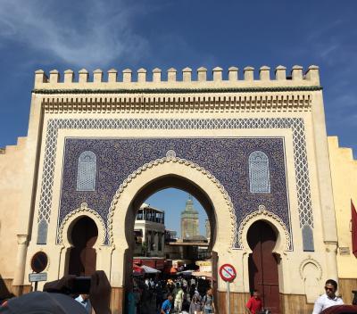 いつかはモロッコ~Maroc de fantaisie~③フェズ編