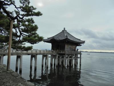盆休み暇なので日帰りでも行ける滋賀に1泊で行ってみた 3.琵琶湖マリオットホテルと浮御堂