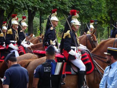フランス ~14 Juillet~ パリ祭が見たくて!モンサンミッシェルも再訪しました!