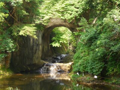 濃溝の滝と養老の滝(粟又の滝)をぶらぶら