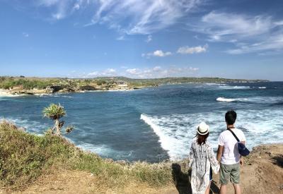 つつみん夫婦のバリ島旅行