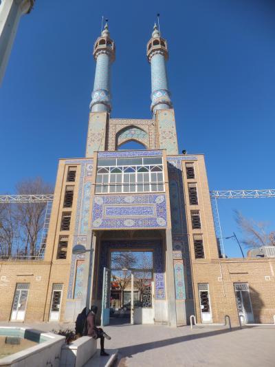 2015年冬 イランの旅その2 ヤズド編