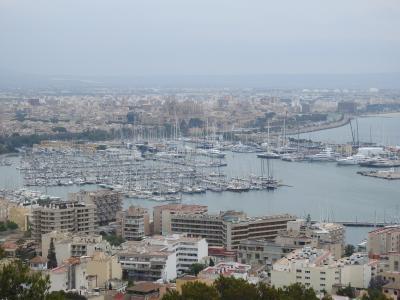 マヨルカ島とバルセロナ近郊の旅4 ~マヨルカ島 パルマ~