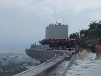 2度目の子連れ海外は、5度目のシンガポールへ★(2017.8)~VOL.1 念願の天空プール♪そしてフラトンホテルのアフタヌーンティからスタート~