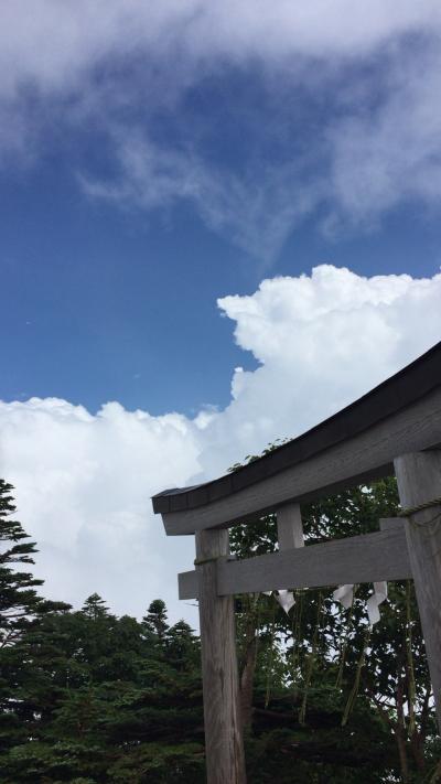 男体山登拝2017 ①前日は中禅寺湖と日光散策