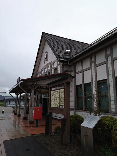 白河駅のちょい旅(第1回目)
