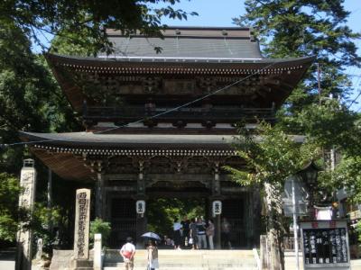 2017年9月☆谷汲山華厳寺へ