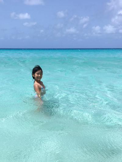 世界一美しいビーチ ラビットビーチ