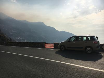 初めての海外旅行でイタリアをドライブ(4日目)