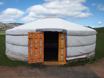 モンゴルの旅1