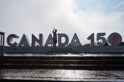 祝 結婚三十周年記念(真珠婚)カナダ旅行(ナイアガラ2泊目編)