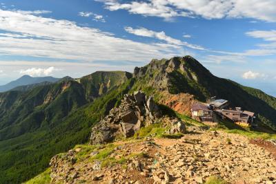 八ヶ岳(赤岳~横岳~硫黄岳) テント泊縦走登山