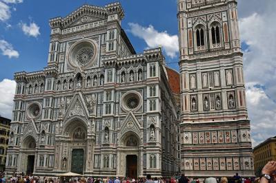 再びのイタリア旅行12日間(7)-フィレンツェ観光Ⅰー
