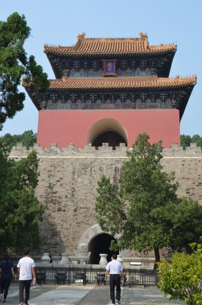 中国の世界遺産No.5:「明・清王朝の皇帝墓群」のうち「明の十三陵 」を訪れる