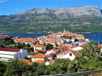 クロアチア・スロベニアを廻る夫婦旅15日間 【4】コルチュラ島を楽しむ