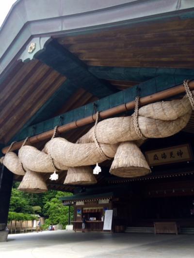 初めての島根旅。出雲と松江