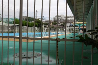 大坂下公園プール