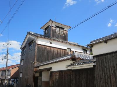 怪しい5人組が行く龍野☆醤油資料館やお城を見ながら、友人のレストランへ(^^♪