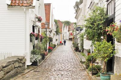二度目の北欧はノルウェー旅行!⑤~雨と白い街並み~