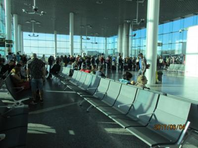 イベリア周遊の旅(17)サンチャゴ到着。