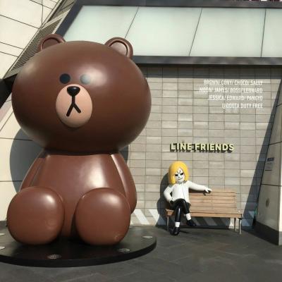 criーpresentへソウル旅