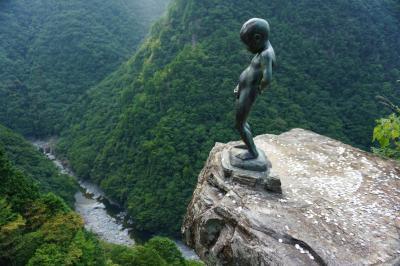 夏の高知と秘境祖谷温泉の旅