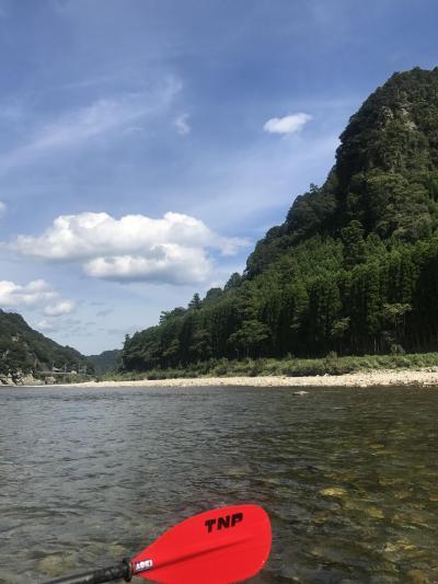 アウトドアに挑戦 和歌山の旅