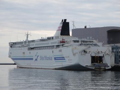 シルバーウィーク満喫 新日本海フェリーで行く北海道10日間の旅 その7 小樽・フェリー編