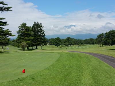 東急ハーヴェストクラブ旧軽井沢宿泊とゴルフの夏