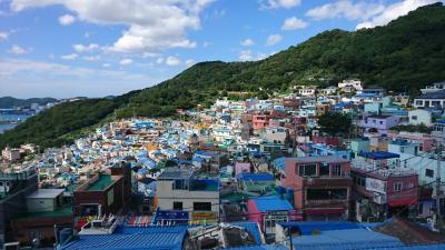 関釜フェリーで行く釜山、安旅行。(2,3,4,5日目)